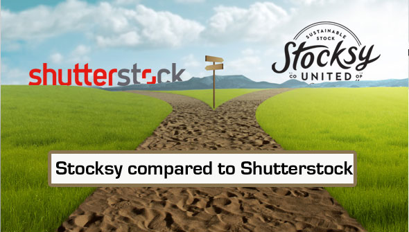 shutterstock vs stocksy